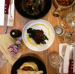 A Small Rant and a Slightly Larger Restaurant Review: Minnow, Clapham