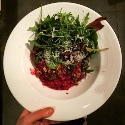 Avoiding Learning Shorthand With a Restaurant Review and a Recipe